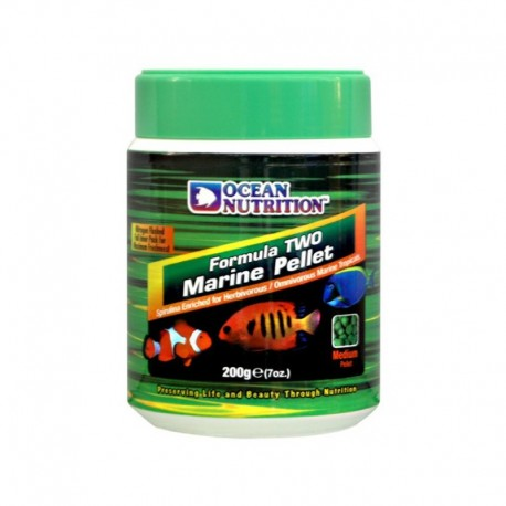 FORMULA TWO MARINE PELLET SMALL