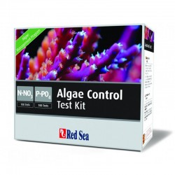 RED SEA Algae Control Multi Test Kit Nitrato-Fosfato(No3/Po4) 100 Test